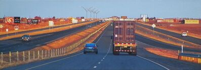 Pat Gabriel, 'Texas Highway I-40E', 2015