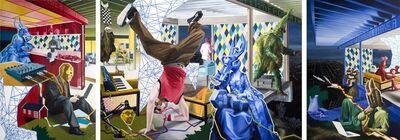 Kriki, 'I Have a Dream', 2011