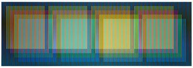 Carlos Cruz-Diez, 'Color aditivo yuruani', 2017