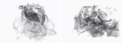 Magda Von Hanau, 'Div-Ine V, and Div-Ine I, Set of Limited edition B&W Photographs', 2020