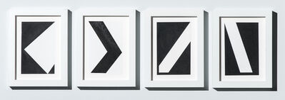 George Thiewes, 'Untitled (set of 4 small)', 2012
