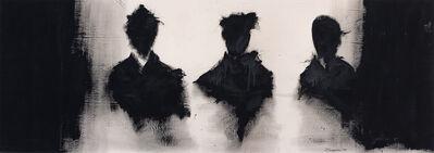 Richard Hambleton, 'Three Shadow Heads', 1999