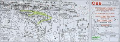 Lionel Favre, 'Öbb Detailprojekt', 2013