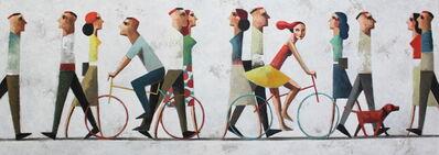 Didier Lourenço, 'The line', 2021