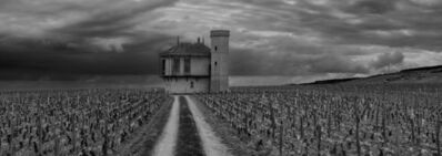 Tom Vack, 'Burgundy Roadside, France', 2015