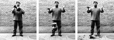 Ai Weiwei, 'Dropping a Han Dynasty Urn', 1995