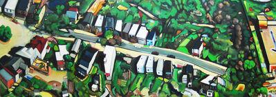 Talia Israeli, 'The Thin Gray Line', 2007