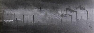 Ed van der Elsken, 'Osaka, Japan. Industrial part of town', 1960-vintage print