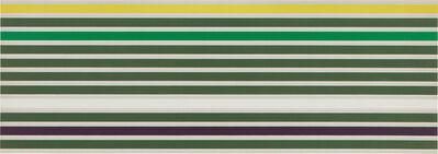 Kenneth Noland, 'Shadow Line', 1968