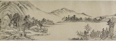 Wang Yuanqi, 'Free Spirits Among Streams and Mountains', 1684