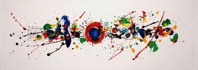 Sam Francis, 'Untitled (Swatch Watch)', 1992