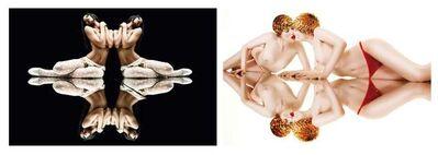 Koray Erkaya, 'Self Touches #02, and #01, Set ', 2013