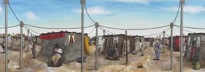 Vusi Khumalo, 'Imizamo Yethy Informal Settlement'