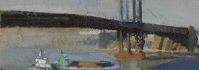 Laura Adler, 'Under the Bridge, Two Tugs', 2013
