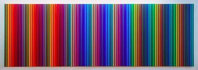 Gabriele Evertz, 'Spectrum + RBG', 2009