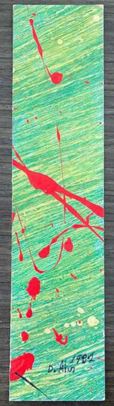 Don Ahn, 'Untilted', 1982