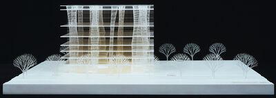 Toyo Ito & Associates, Architects, 'Sendai Mediatheque, Miyagi, Japan', 1995-2001