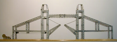Chris Burden, 'Tower of London Bridge', 2003