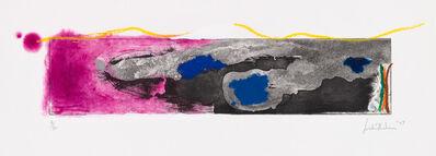 Helen Frankenthaler, 'A Page from a Book III', 1997