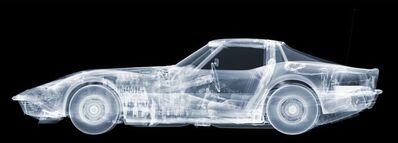 Nick Veasey, '72 Corvette', 2016