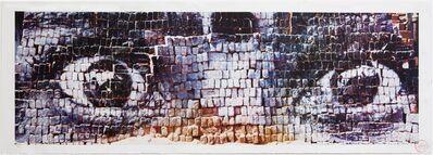 JR, 'Women Are Heroes - Eyes on Bricks New - Delhi India', 2011