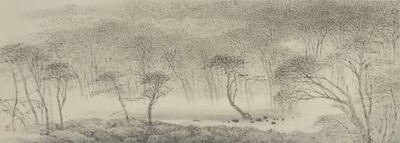 Chung-Ming Su, 'Summer Landscape 夏日風清 ', 2012