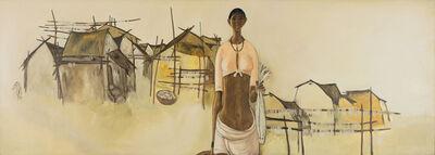 B. Prabha, 'Untitled', 1979