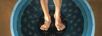 Tsung-Jung LIU, 'Same Same but Different - 基督的腳The feet of Christ', 2019