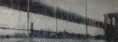 Elizabeth Allison, 'Brooklyn Bridge (quadiptych)'