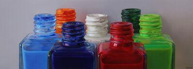 Javier Banegas, 'Seven colors', 2017-2018