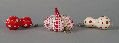 Yayoi Kusama, 'Ballon Mascot (White & Red)'