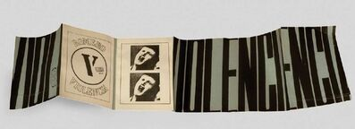 Juan Carlos Romero, 'Violencia', 1977