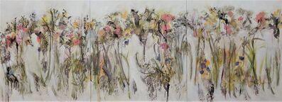 Fiona Weedon, 'Flors silvestres d'estiu (wild summer flowers)', 2019