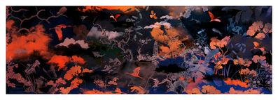 Guang-Yu Zhang, 'Fairyland G-VI (B)', 2020