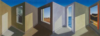 Patrick Hughes, 'Hoppera', 2008