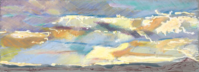 Jane Kammerer Starks, 'Taos Mesa Sunset', 2009