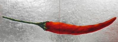 Massimo Catalani, 'Very Hot Chili Pepper ', ca. 2015