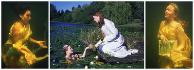 Margot Quan Knight, 'Dock (triptych)', 2005