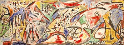 Jackson Pollock, 'The Water Bull', 1946