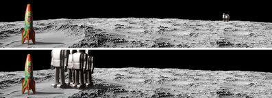 Allen Zeleski, 'Pluto's Revenge', 2016