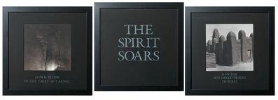 Carrie Mae Weems, 'The Spirit Soars: Carnac & Mali', 1996