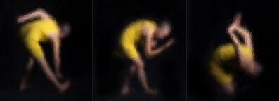 Laetitia Lesaffre, 'La petite robe jaune', .