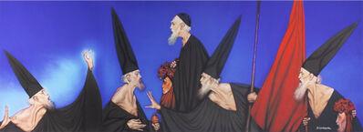 Rafael Coronel, 'El universo ', ca. 1990