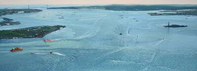 David Leonard, 'New York Harbor'