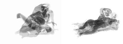 Magda Von Hanau, 'Div-Ine VIII, and Div-Ine IV, Set of Limited edition B&W Photographs', 2020
