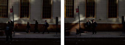 Paul Graham, 'Fulton Street, 11th November 2009, 11.29.10 am', 2009