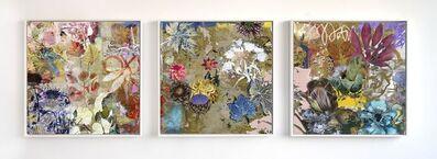 Irene Mamiye, 'Untitled 8565 Triptych', 2018