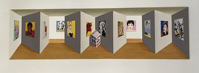 Patrick Hughes, 'Pop Pair', 2005