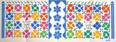 Henri Matisse, 'Masques', 1958