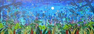M.S. BASTIAN & ISABELLE L., 'Paradis Fantastique In Blau', 2012